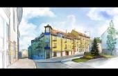 Вингряйские дома, Вильнюс