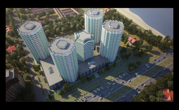 ЖК Каусар, Алматы